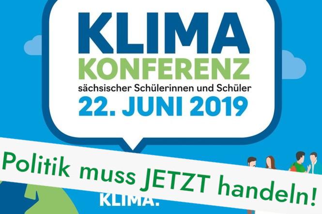 Klimakonferenz Sachsen – Schüler fordern jetzt konkrete Maßnahmen